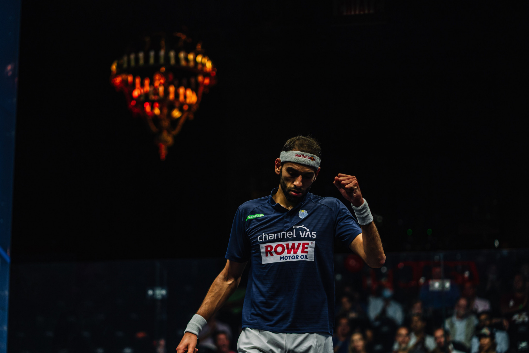 Top eight seeds in men's and women's draws to contest quarter-finals at PSA World Championships