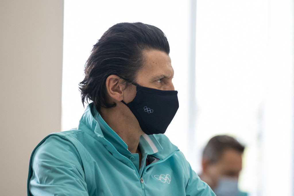 Christophe Dubi said athletes had asked why spectators had been allowed at sports events in Japan, while fans are banned from Tokyo 2020 ©Getty Images