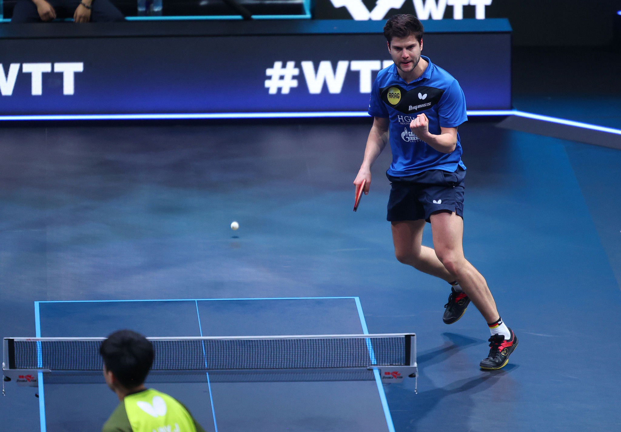 World Table Tennis, which is responsible for the ITTF's commercial and event business side, will be one of the entities Dainton leads in his new role ©Getty Images