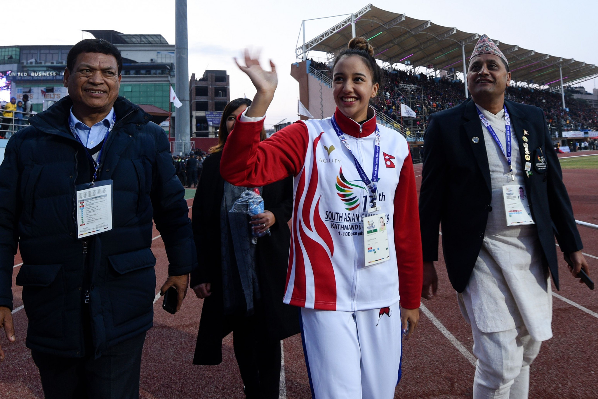 Gaurika Singh won four gold medals at the 2019 Southeast Asian Games ©Getty Images
