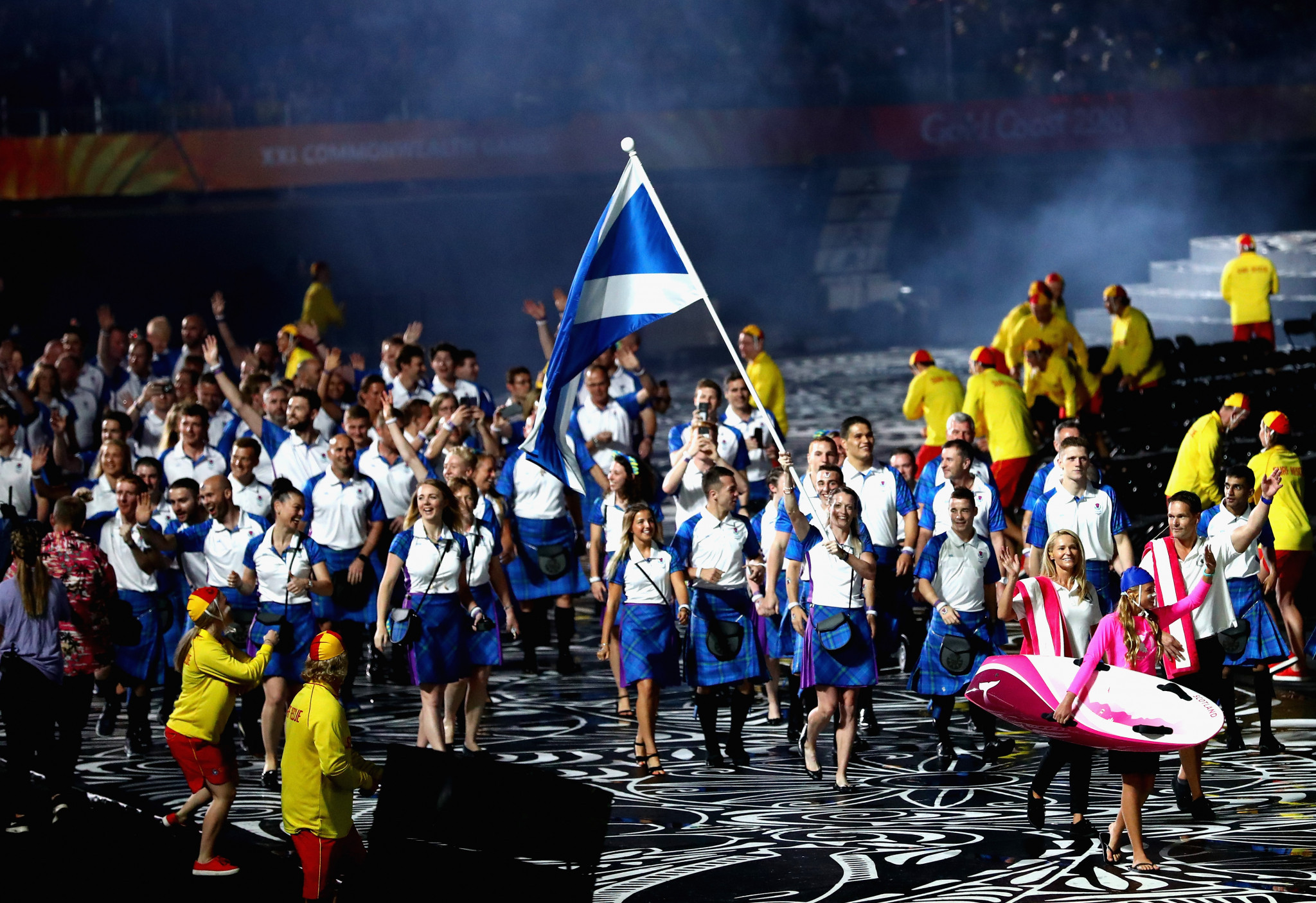 Team Scotland makes two appointments and seeks general team manager for Birmingham 2022