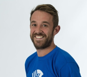 Oli Davies has been appointed as Team Scotland's head of physiotherapy for Birmingham 2022. ©Team Scotland