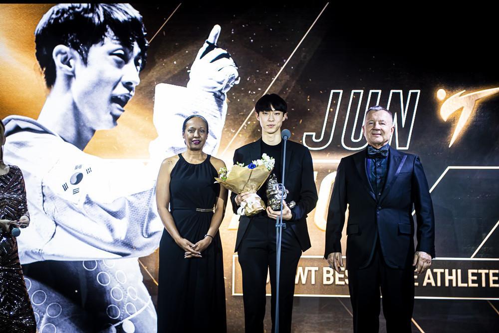 Taekwondo world champion eyes becoming first South Korean gold medallist at Tokyo 2020