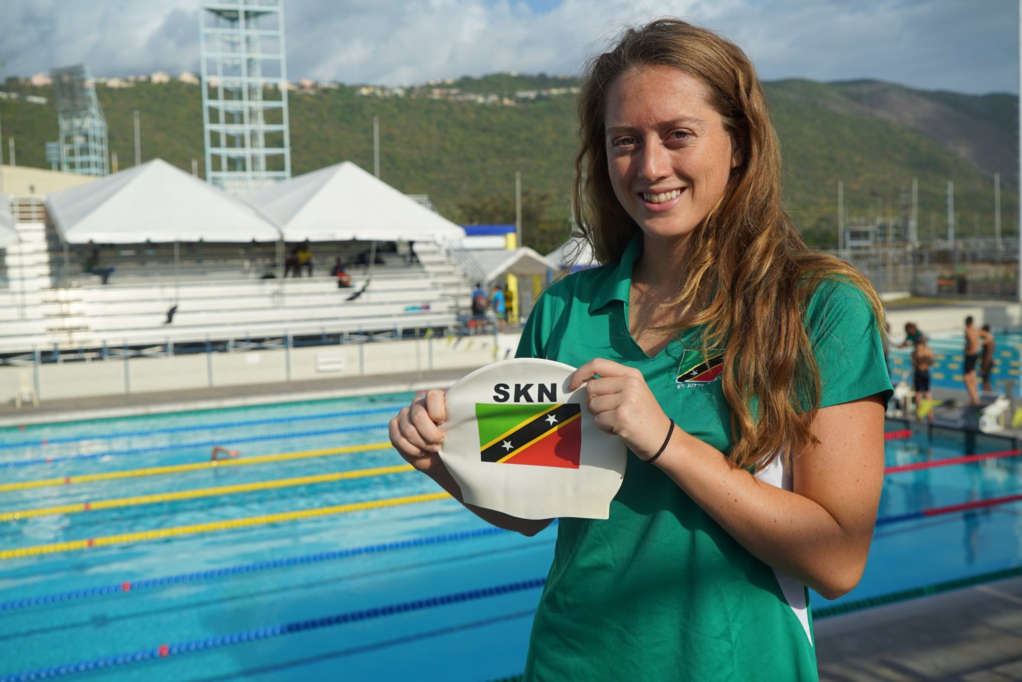 Saint Kitts and Nevis swimmer's Olympic bid fails after CAS Ad Hoc Division ruling
