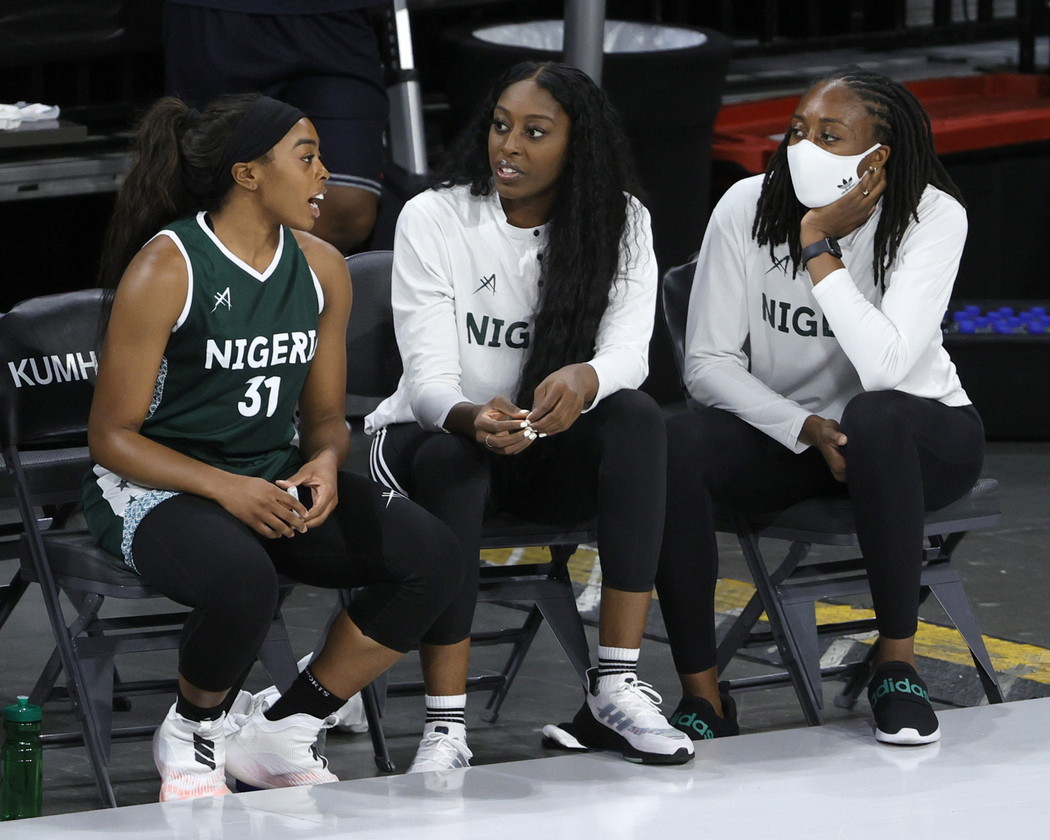 CAS rejects basketball pair's bid to represent Nigeria at Tokyo 2020