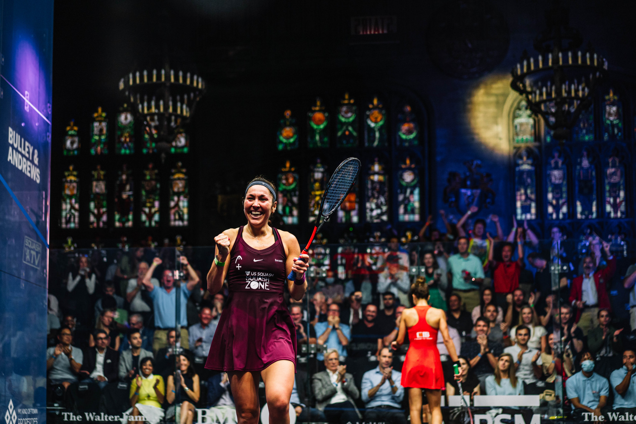 Sobhy makes history by reaching PSA World Championship semi-finals in Chicago