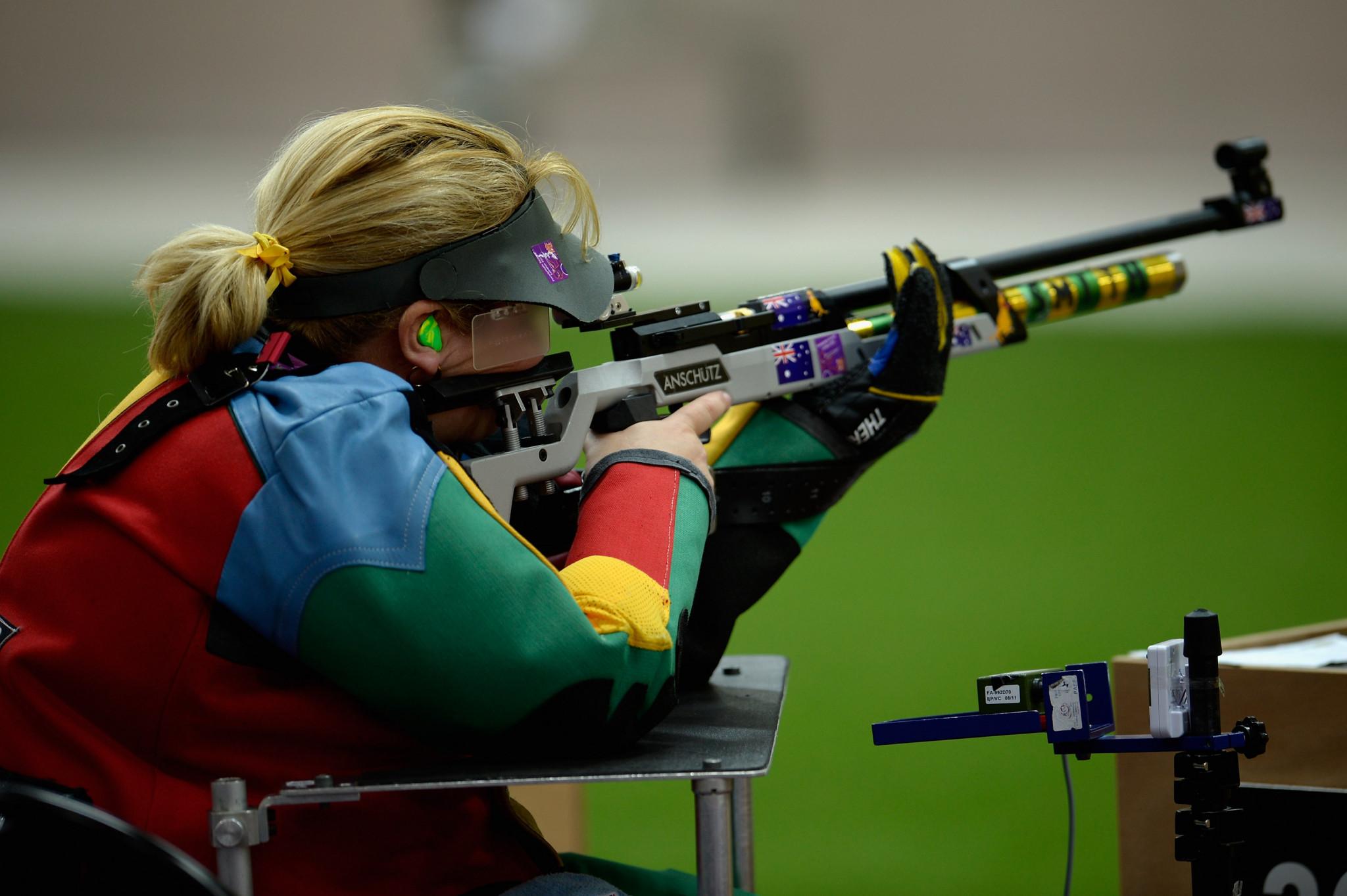 "Australian shooting team aim to fill ""huge hole"" left by Kosmala at Paralympics"