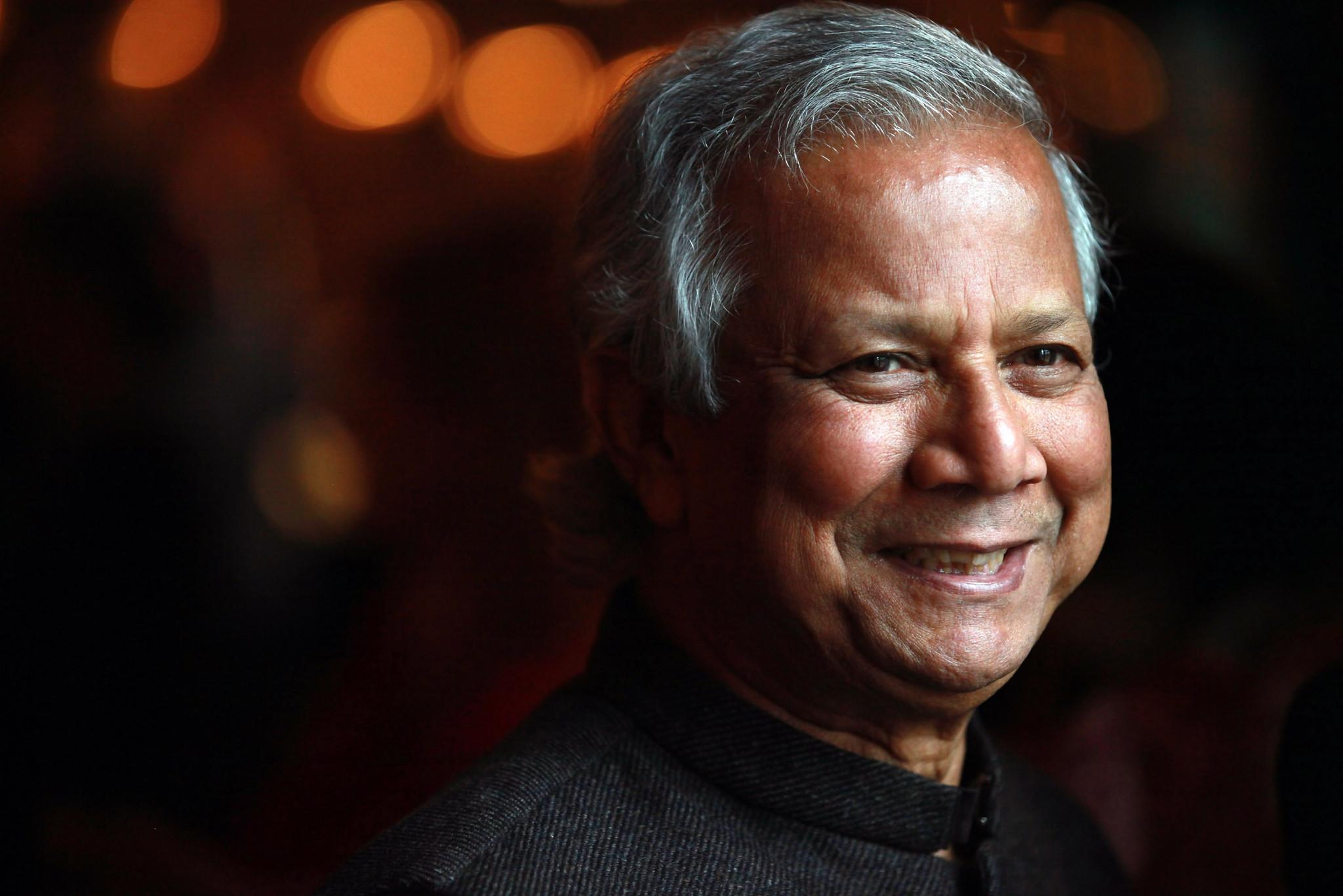 Olympic Laurel Muhammad Yunus will not attend Tokyo 2020 Opening Ceremony