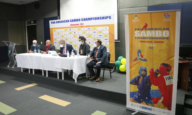 Haiti and Jamaica become Pan American Sambo Union members at Villavicencio Congress