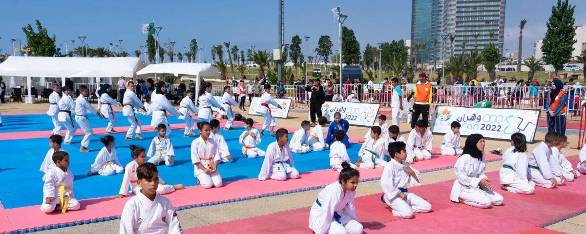 Oran, Algeria will host the delayed 2022 Mediterranean Games ©CIJM
