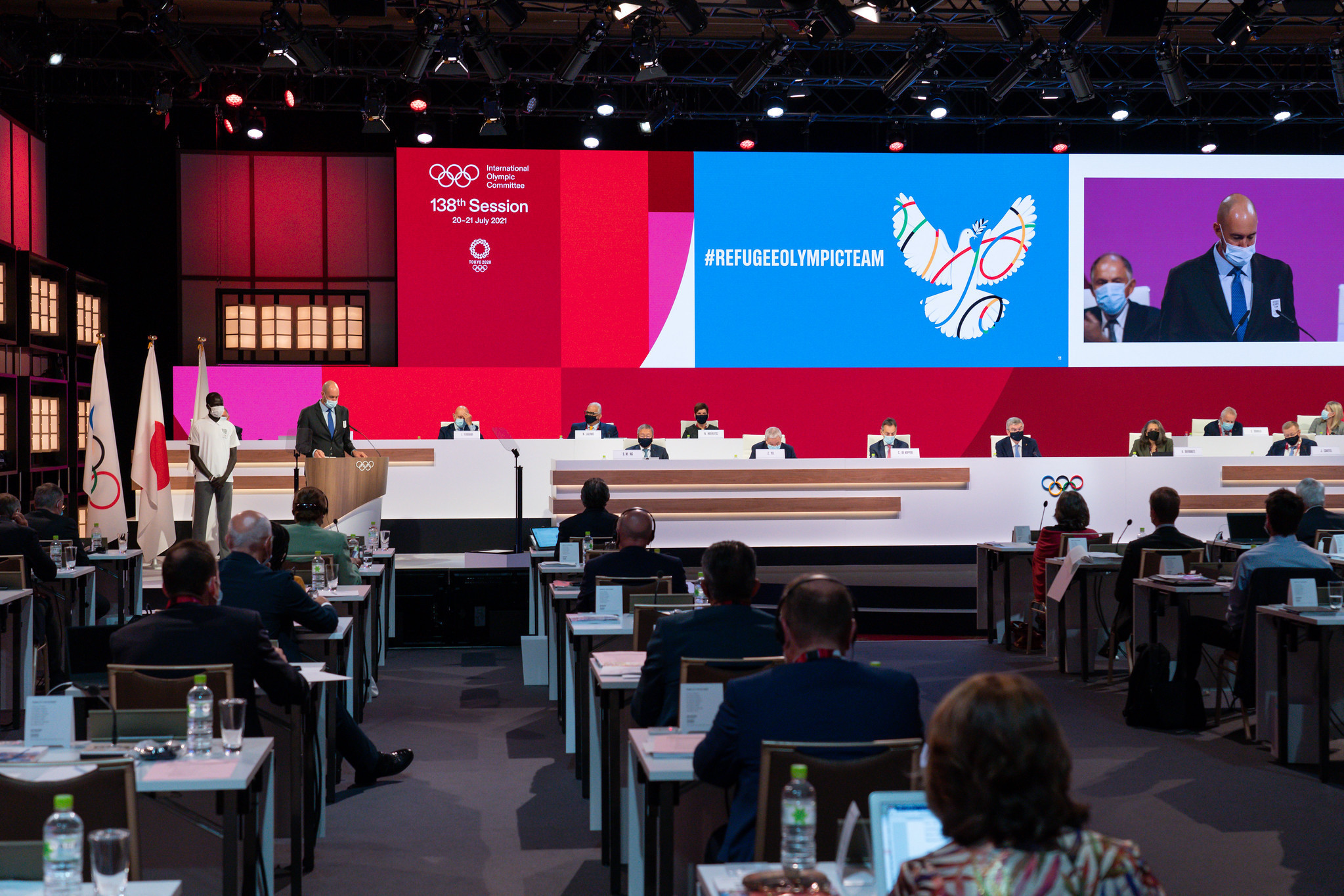 insidethegames is reporting LIVE from the 138th IOC Session in Tokyo