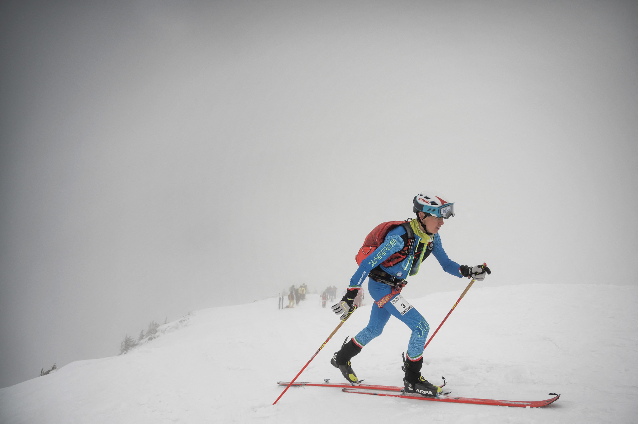 Ski mountaineering has been added to the Milan Cortina 2026 Winter Olympic programme ©Getty Images