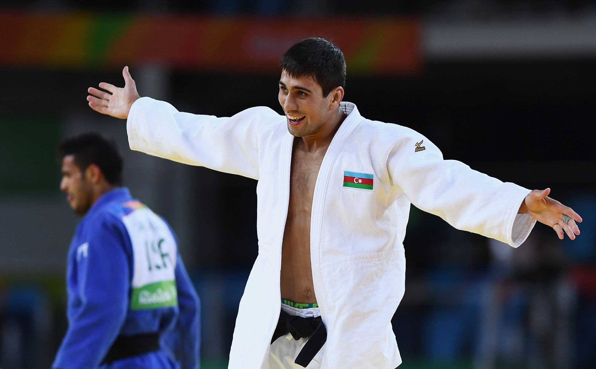 Judoka Orujov and taekwondo fighter Azizova named Azerbaijan flagbearers at Tokyo 2020
