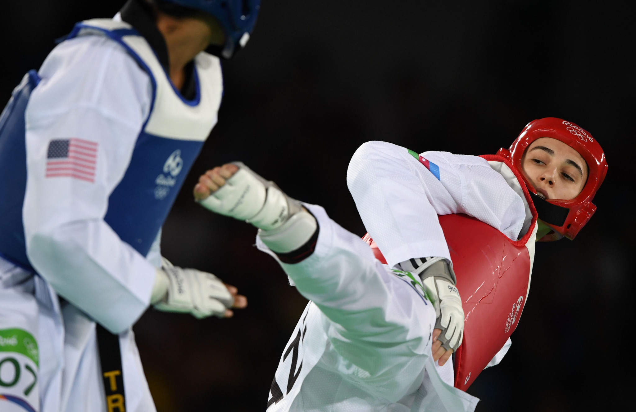 Farida Azizova missed out on a medal at Rio 2016 but will carry the flag for Azerbaijan at Tokyo 2020 ©Getty Images