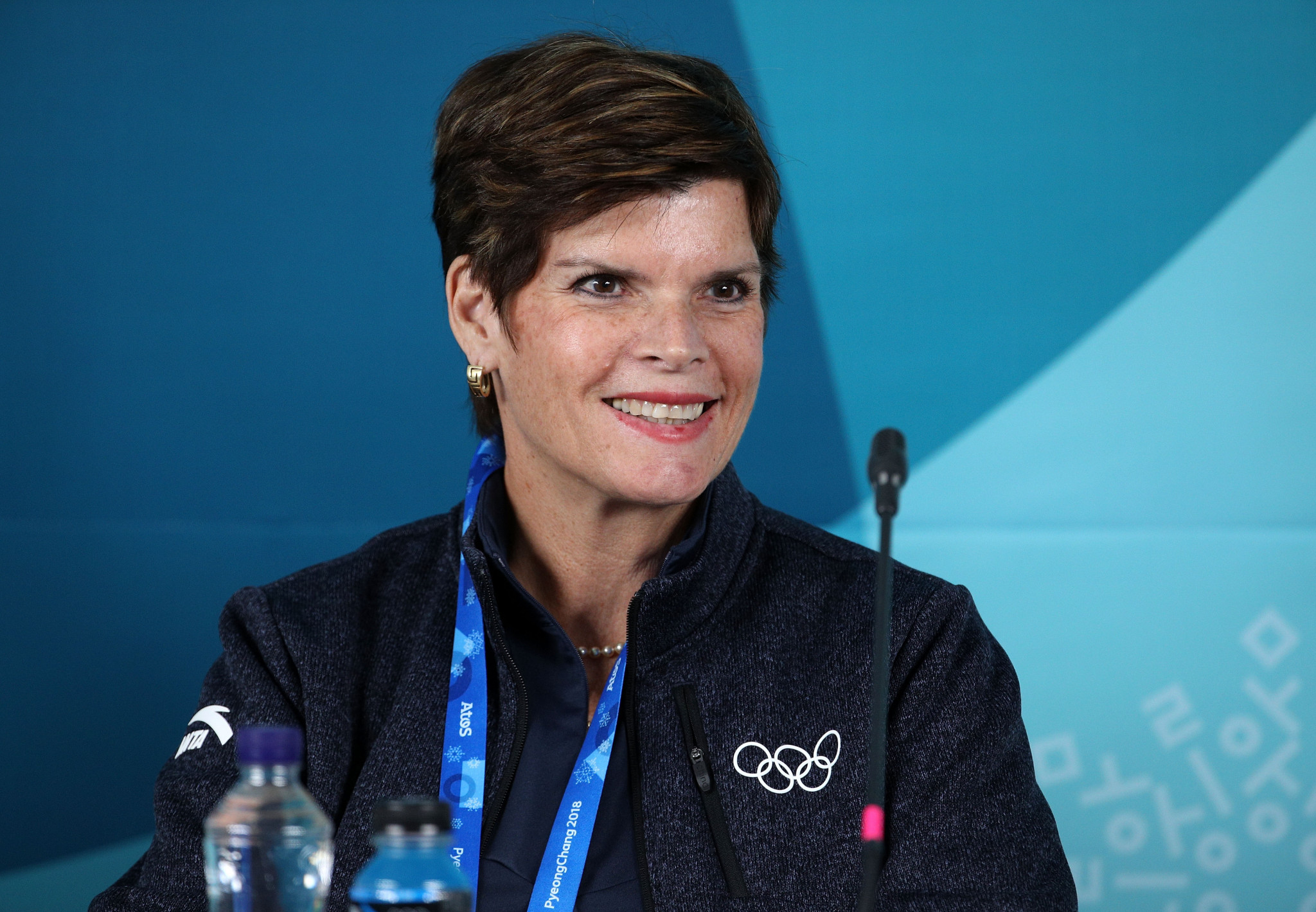 Nicole Hoevertsz has been confirmed as the sole candidate for the IOC vice-presidency ©Getty Images