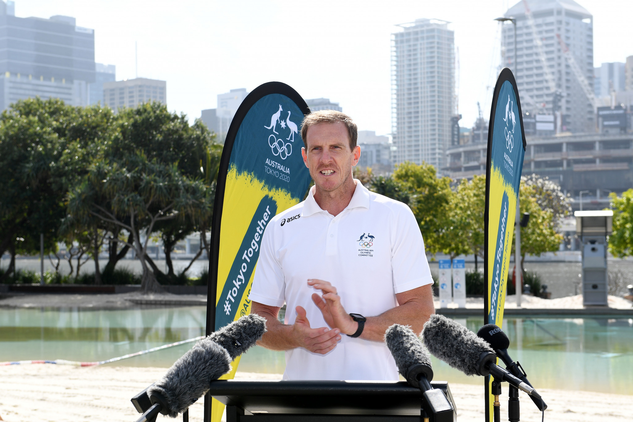 Scrapping medal target will help Australia thrive at Tokyo 2020, Wallace claims