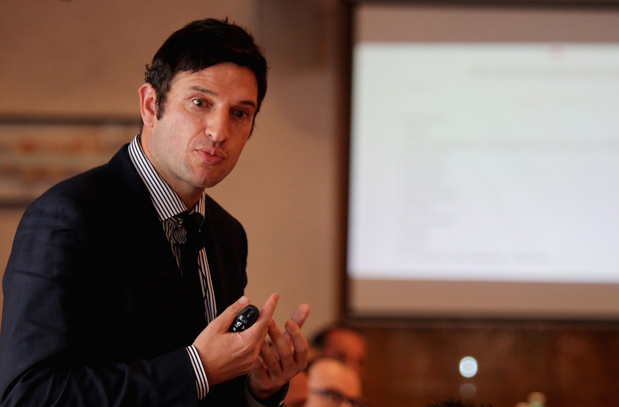 Mooney appointed Football Association of Wales chief executive
