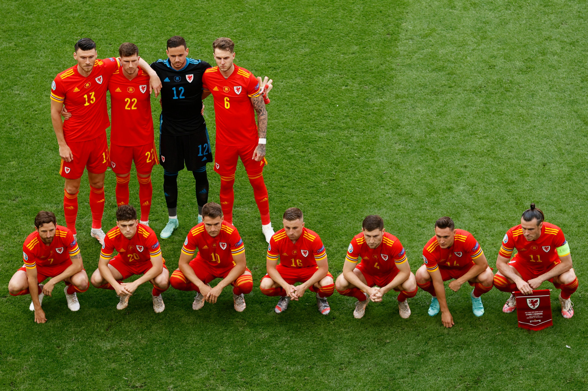 The Wales men's national team has only once qualified to the FIFA World Cup, while the women's side is yet to make its World Cup bow ©Getty Images
