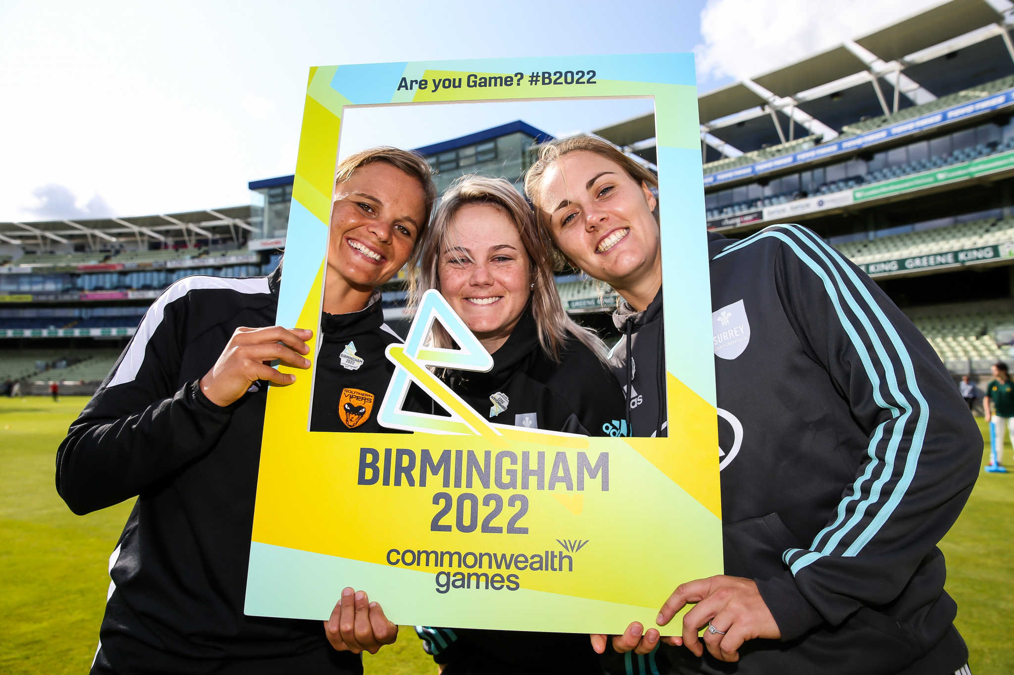 Birmingham City Council is hoping that the 2022 Commonwealth Games will be the first of many international sports events held in the city over the next decade ©Getty Images