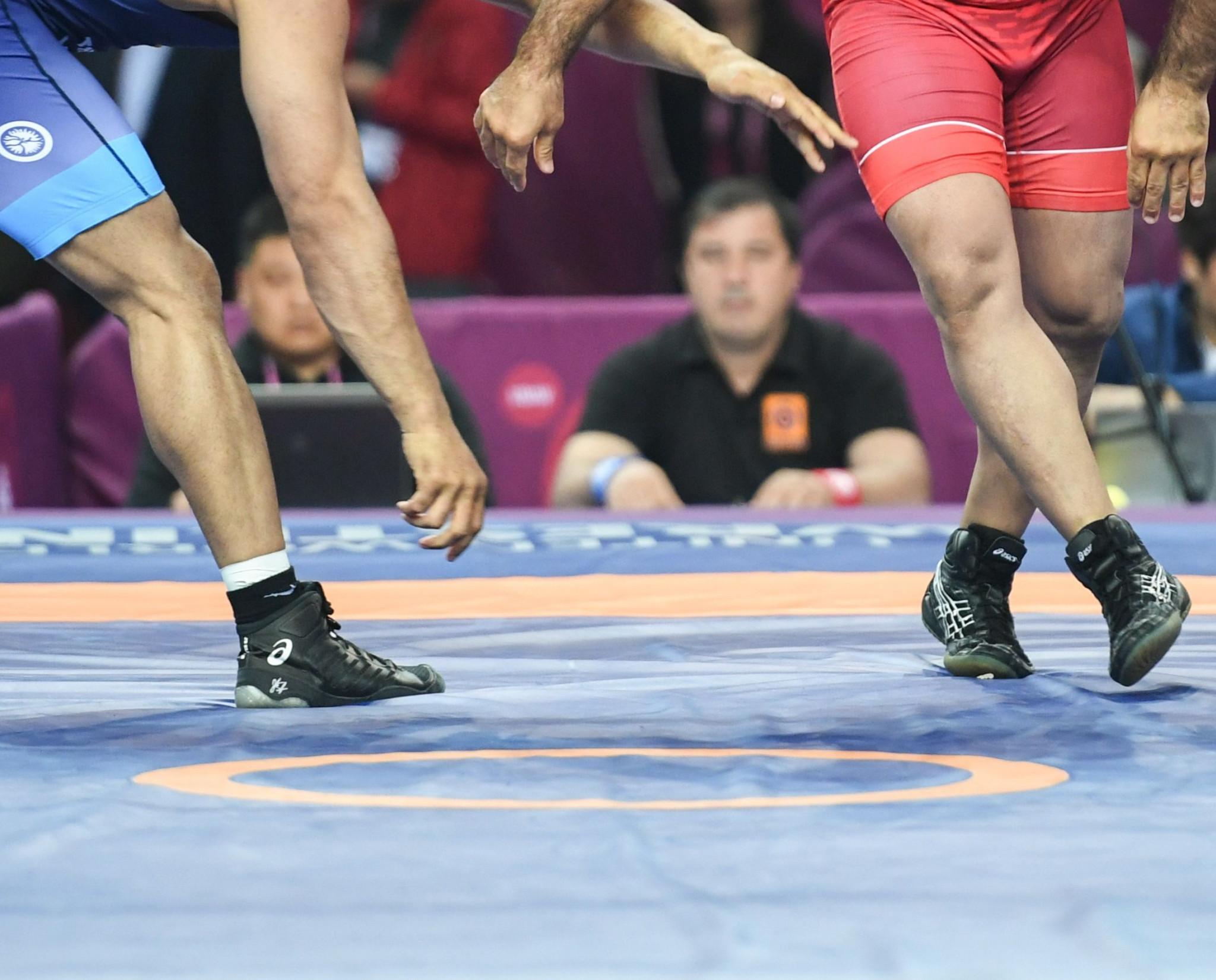 Golden day for India at World Cadet Wrestling Championships