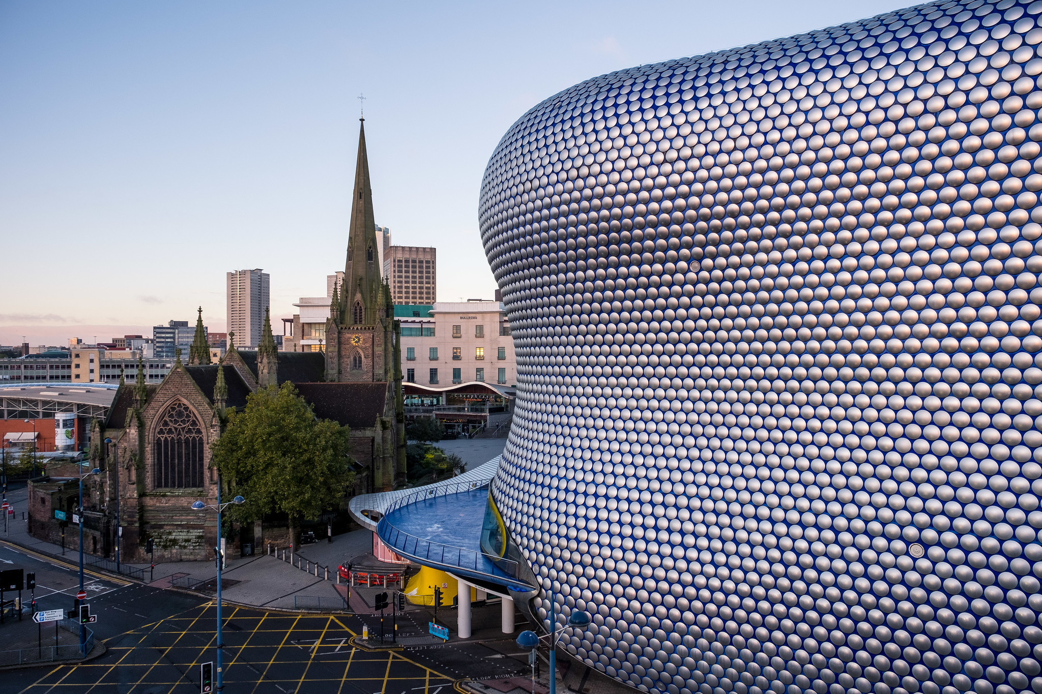 Birmingham City Council publishes strategy to secure hosting rights for major events