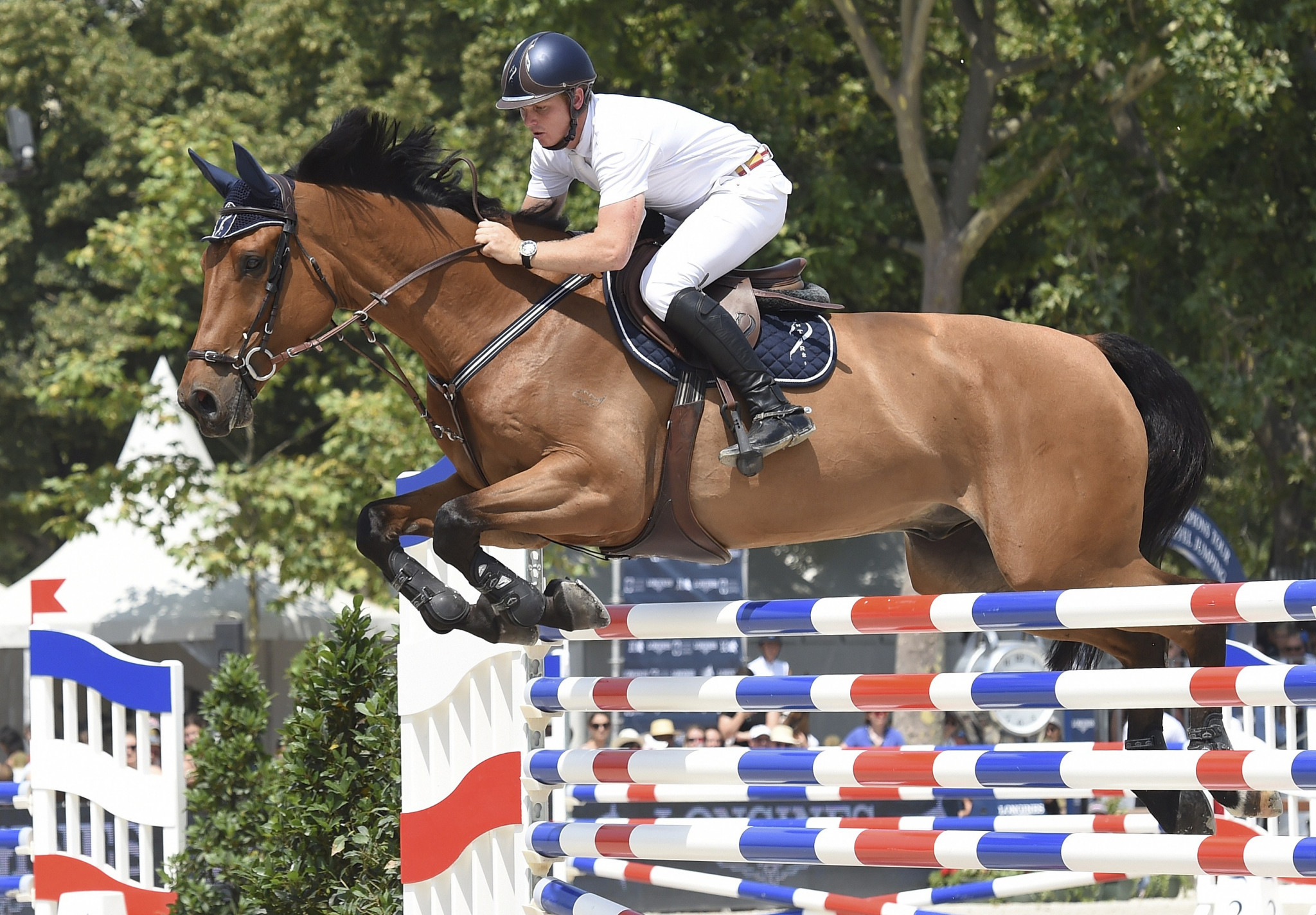 Tokyo 2020 showjumper to miss Olympics after testing positive for cocaine