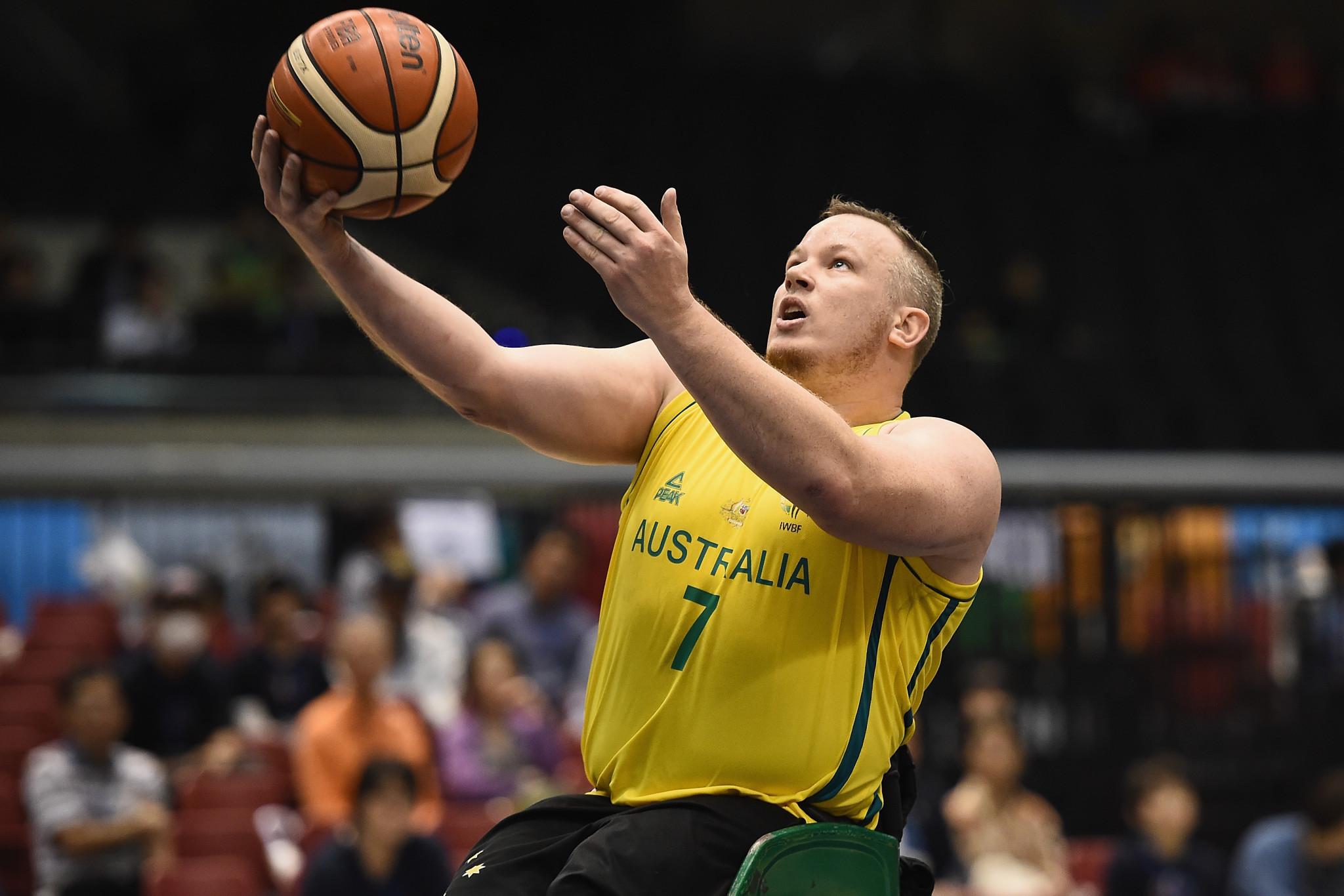 Australian men's wheelchair basketball team eye Tokyo 2020 gold after naming squad