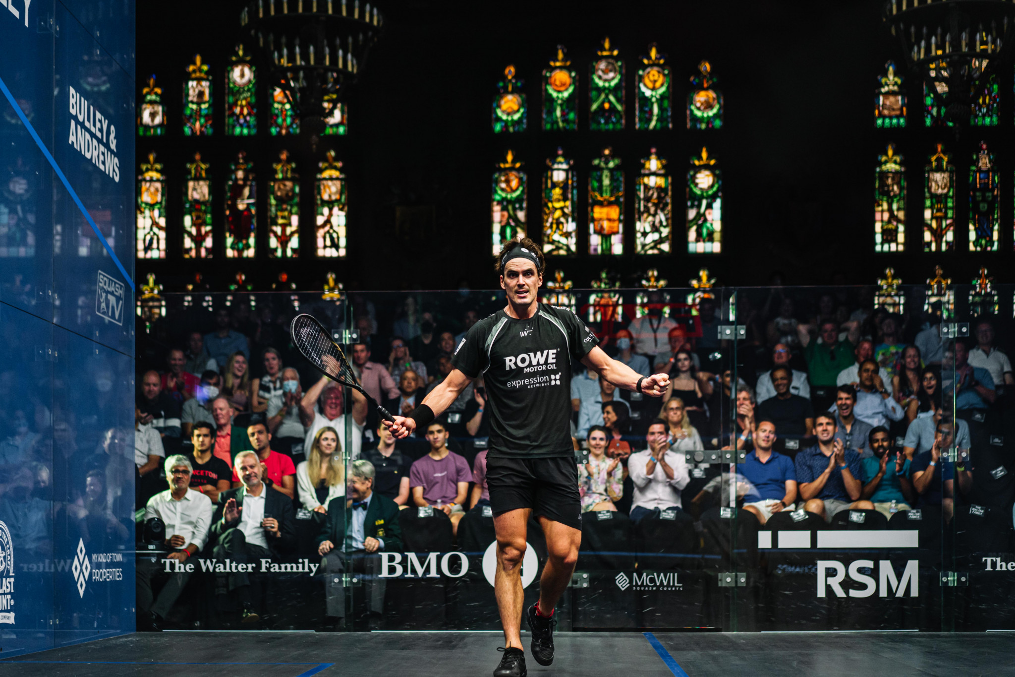 Coll stages remarkable fightback to reach PSA World Championships last four