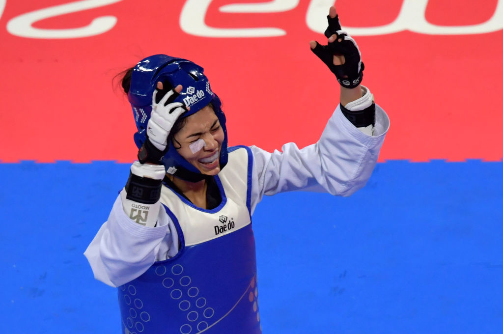 Fernanda Aguirre has been ruled out of the delayed Olympic Games ©Getty Images