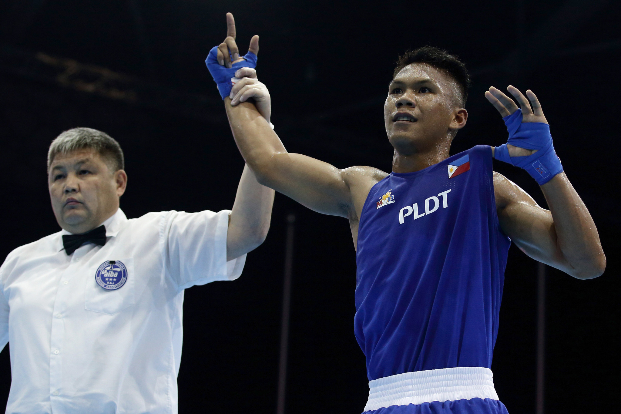 Boxer Eumir Marcial replaces pole vaulter EJ Obiena as Philipines flagbearer at Tokyo 2020