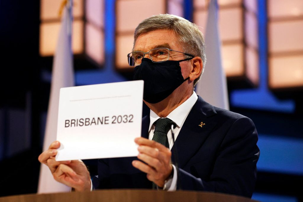 IOC rubber-stamps Brisbane as host of 2032 Olympics and Paralympics