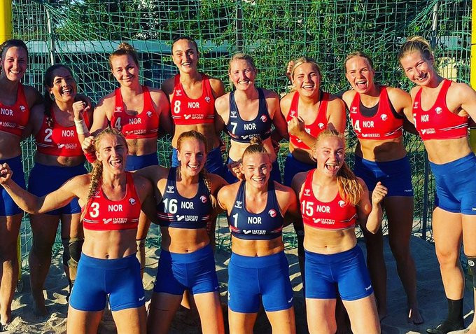 European Handball Federation responds to criticism over Norway's fine for wearing shorts instead of bikini bottoms