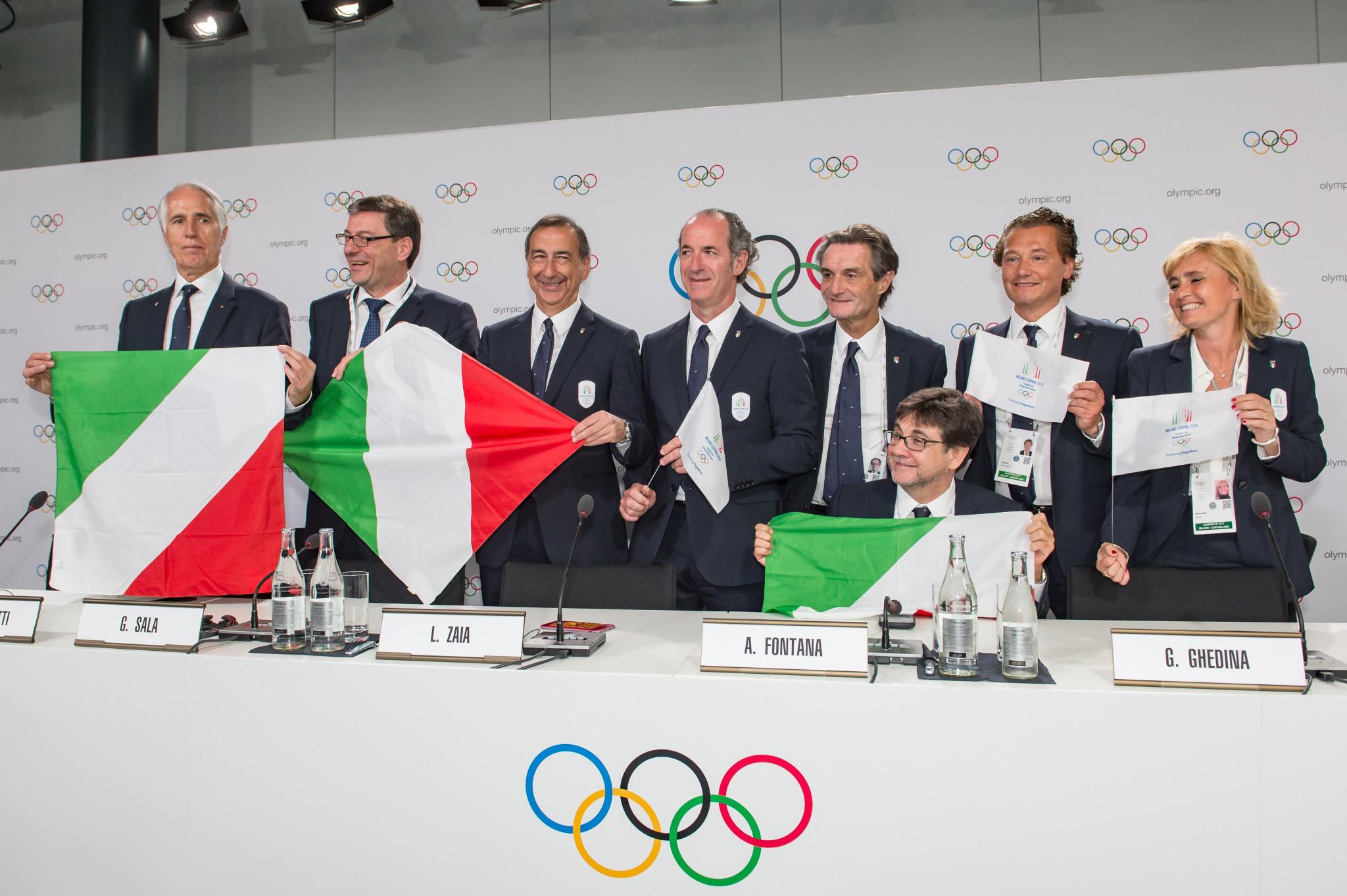 Sofia dalle Rive named new digital ambassador of Milan Cortina 2026