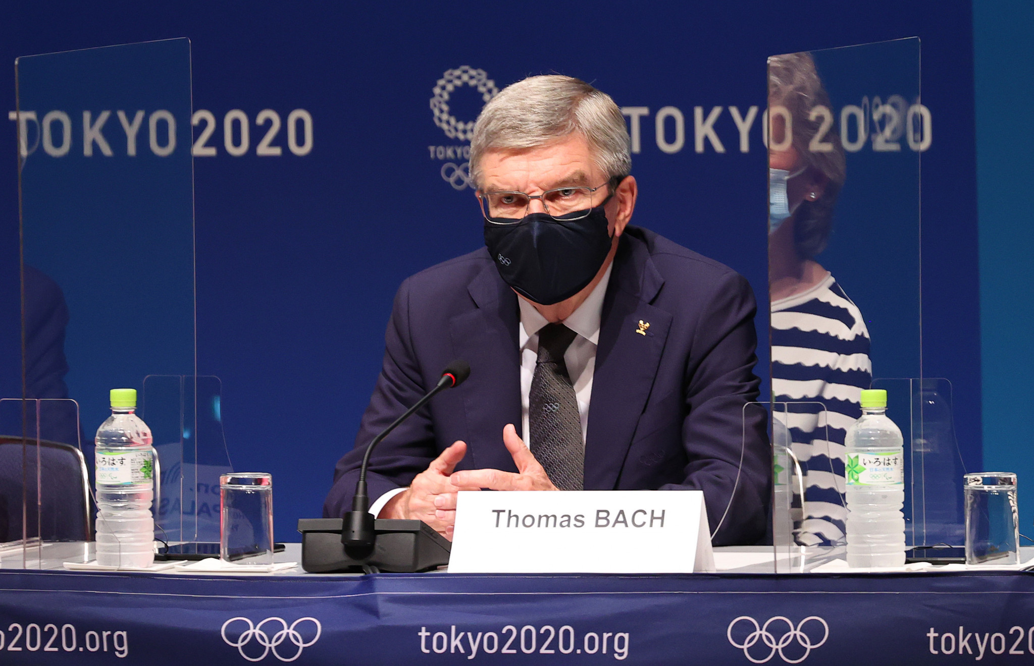 IOC President Thomas Bach has welcomed the beginning of the Tokyo 2020 Olympic Games ©Getty Images