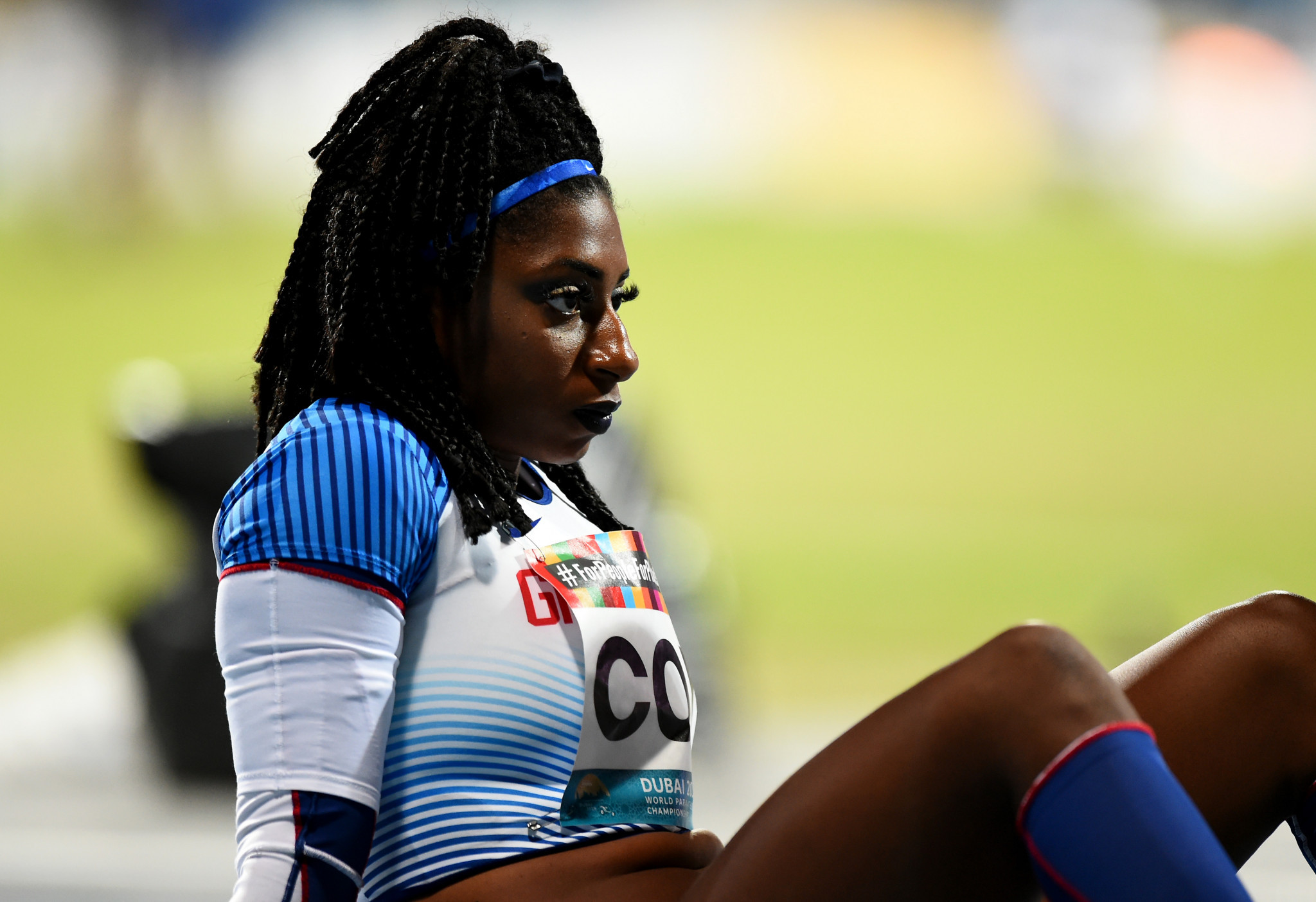 Kadeena Cox will look to defend her T38 400m title at Tokyo 2020 ©Getty Images