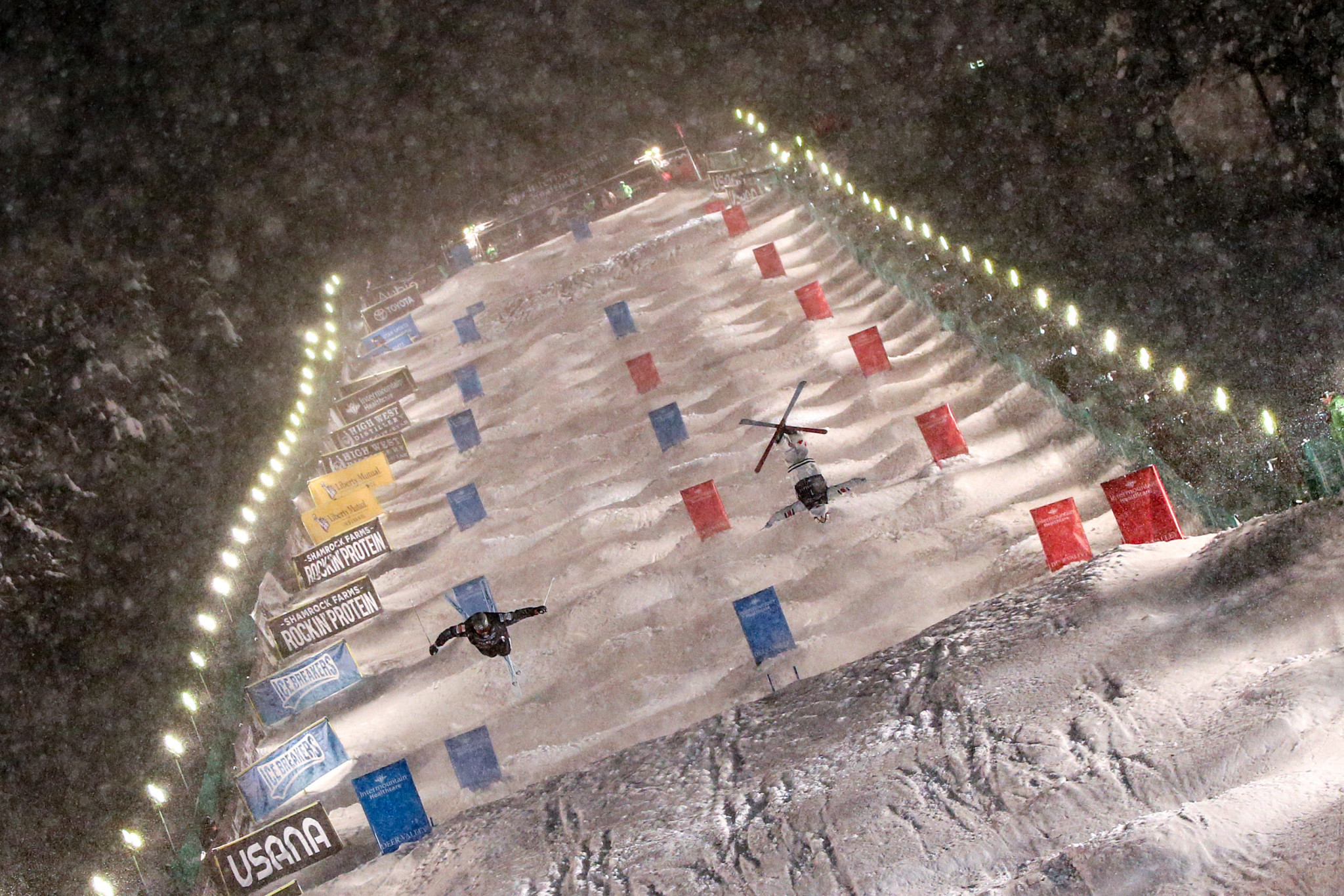 U.S. Ski & Snowboard launches moguls development team with gold medals in mind