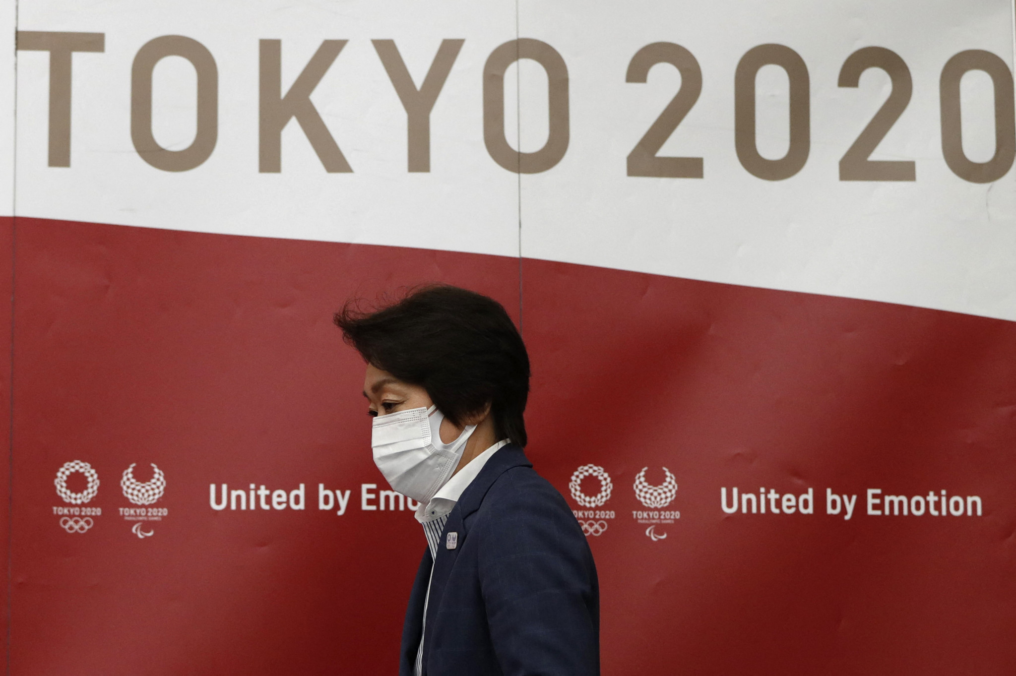 Tokyo 2020 President Seiko Hashimoto has reiterated her determination to support Tōhoku in its recovery efforts ©Getty Images
