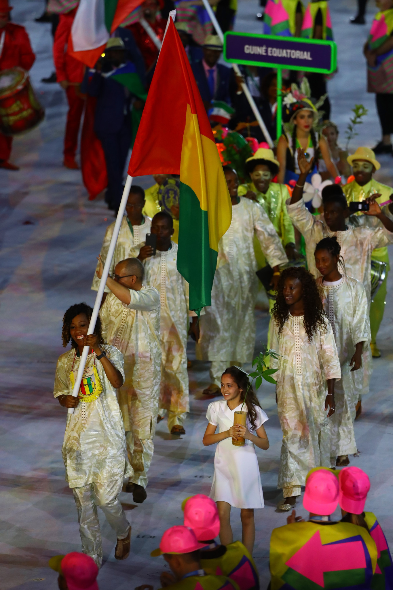 """Guinea withdraw from Tokyo 2020 Olympics over """"resurgence of COVID-19 variants"""""""