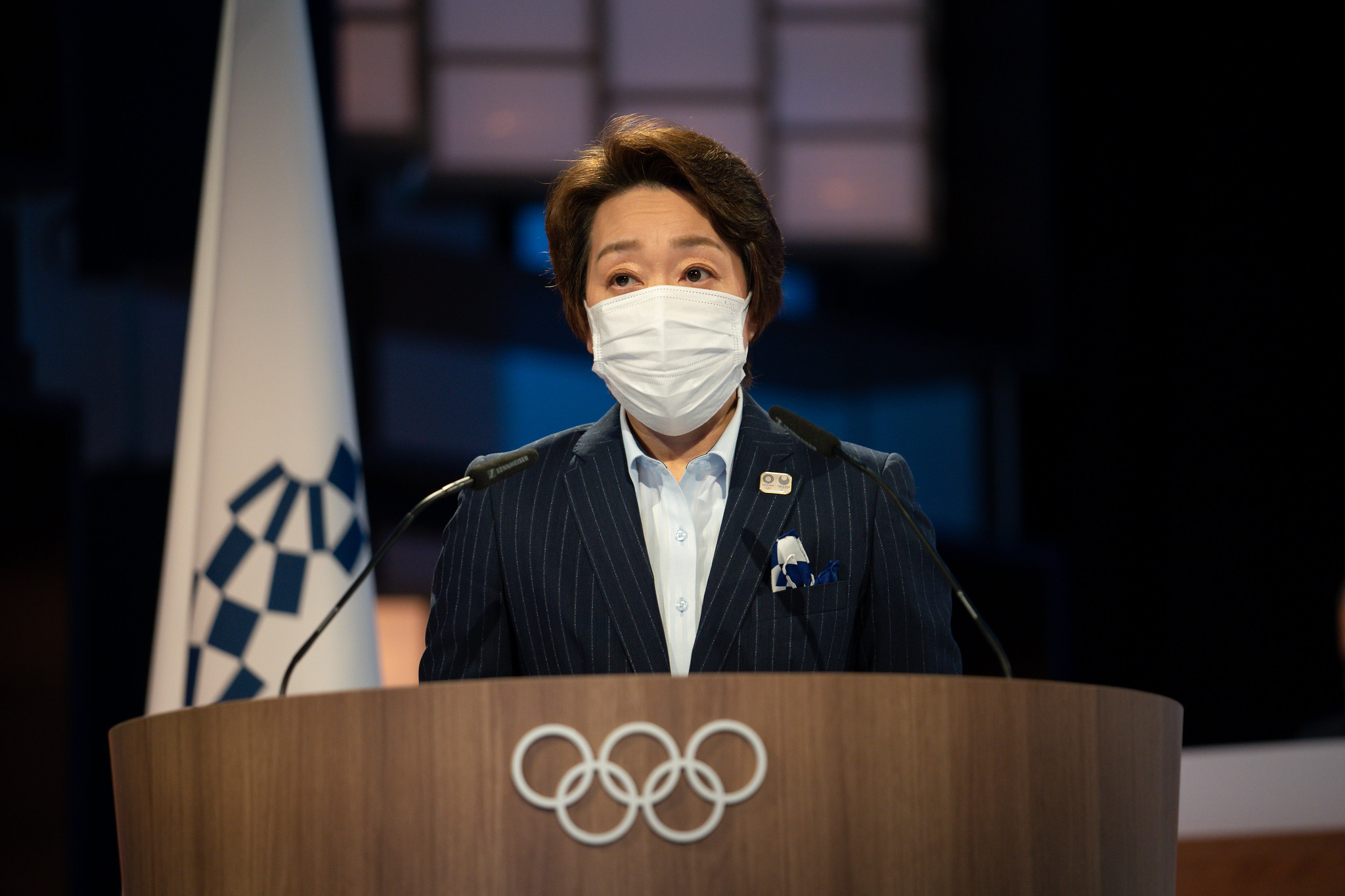 Tokyo 2020 President Seiko Hashimoto accepted responsibility for organisers' failure to properly vet those working on the Opening Ceremony ©IOC