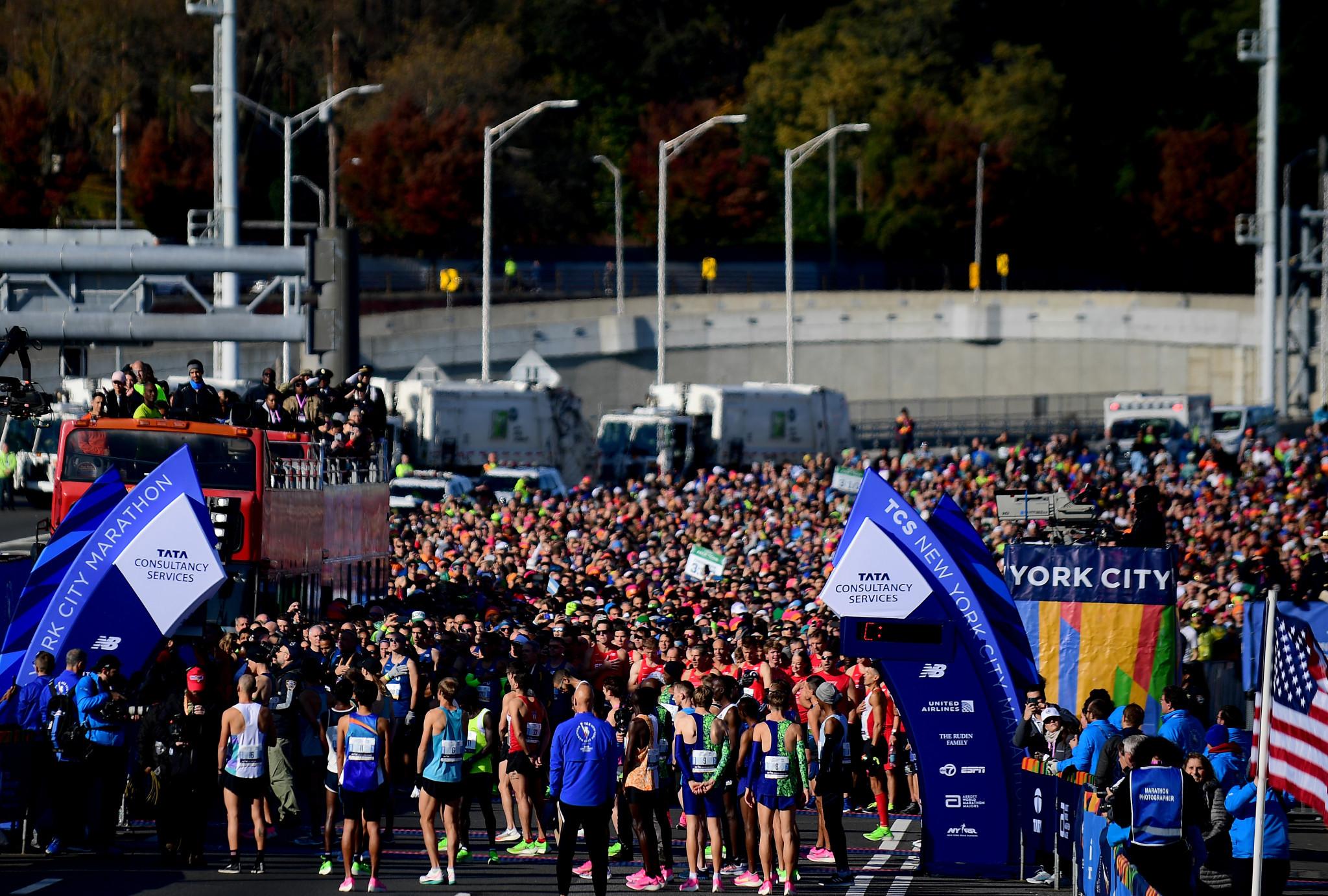 TCS extends title sponsorship of New York City Marathon to 2029