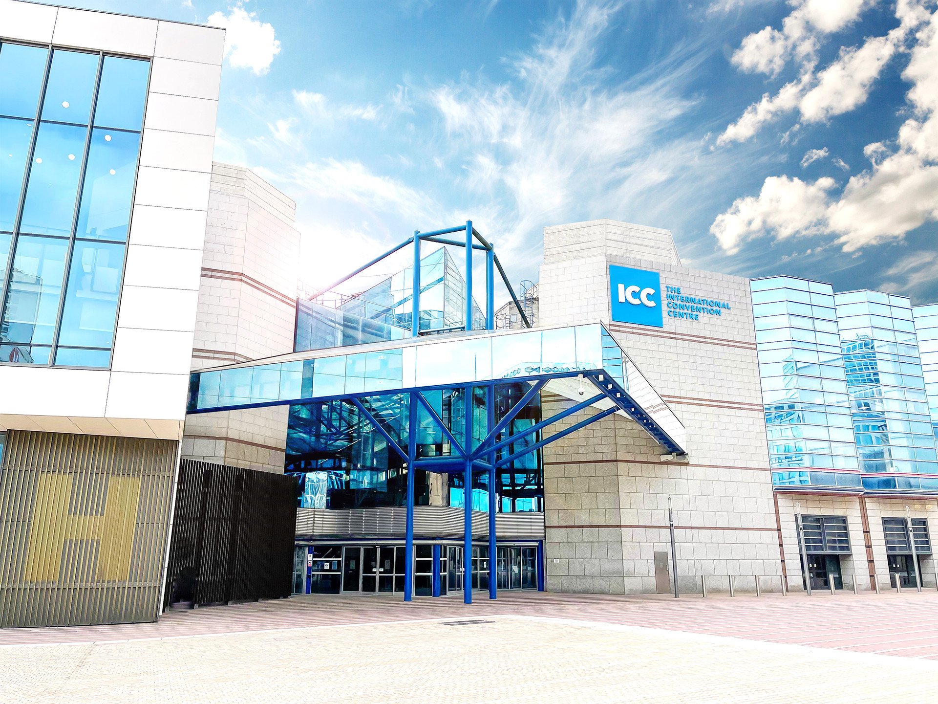 International Convention Centre in Birmingham to host 2026 IWG World Conference