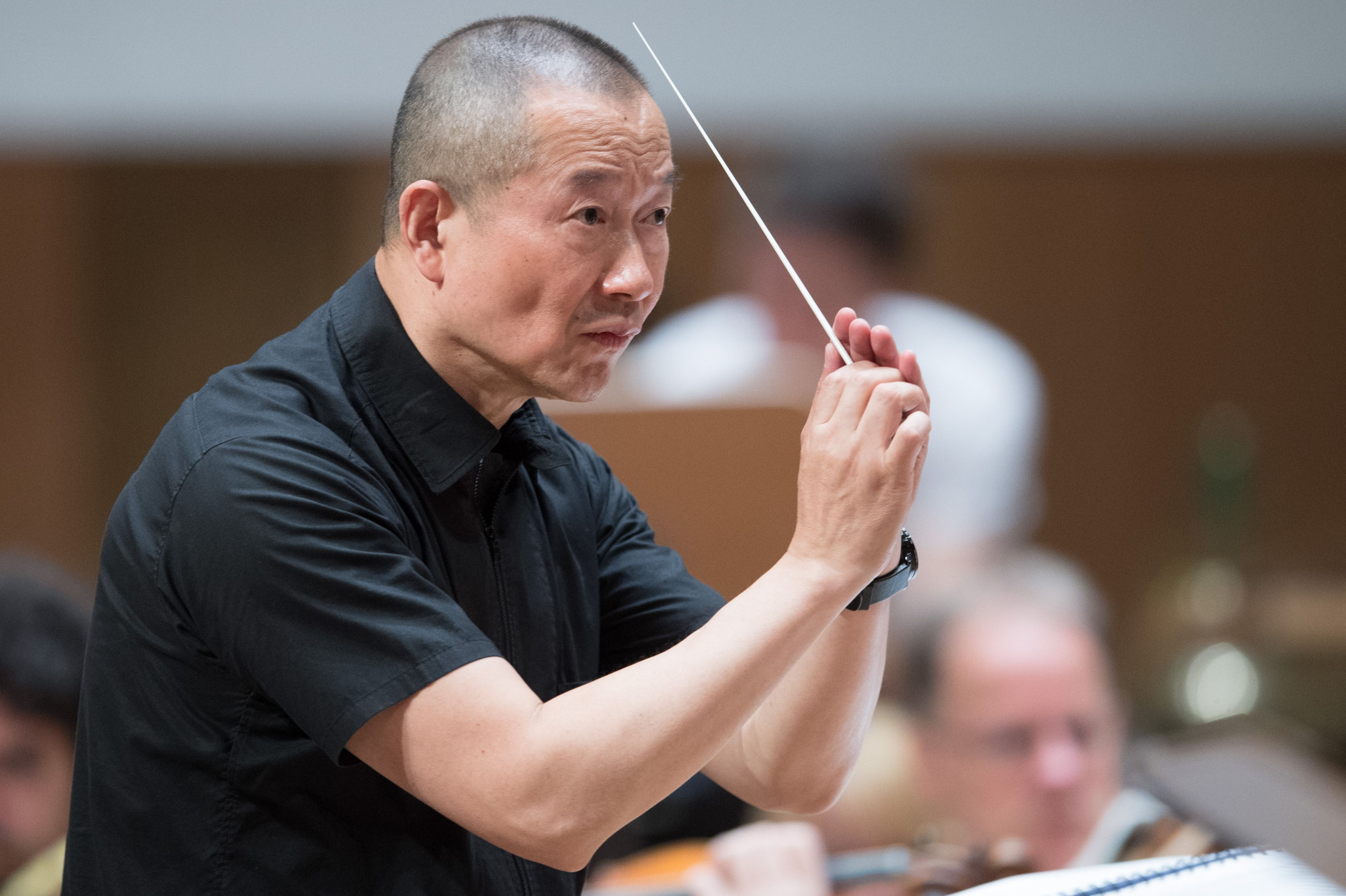 The music director for the event will be composer Tan Dun ©Getty Images
