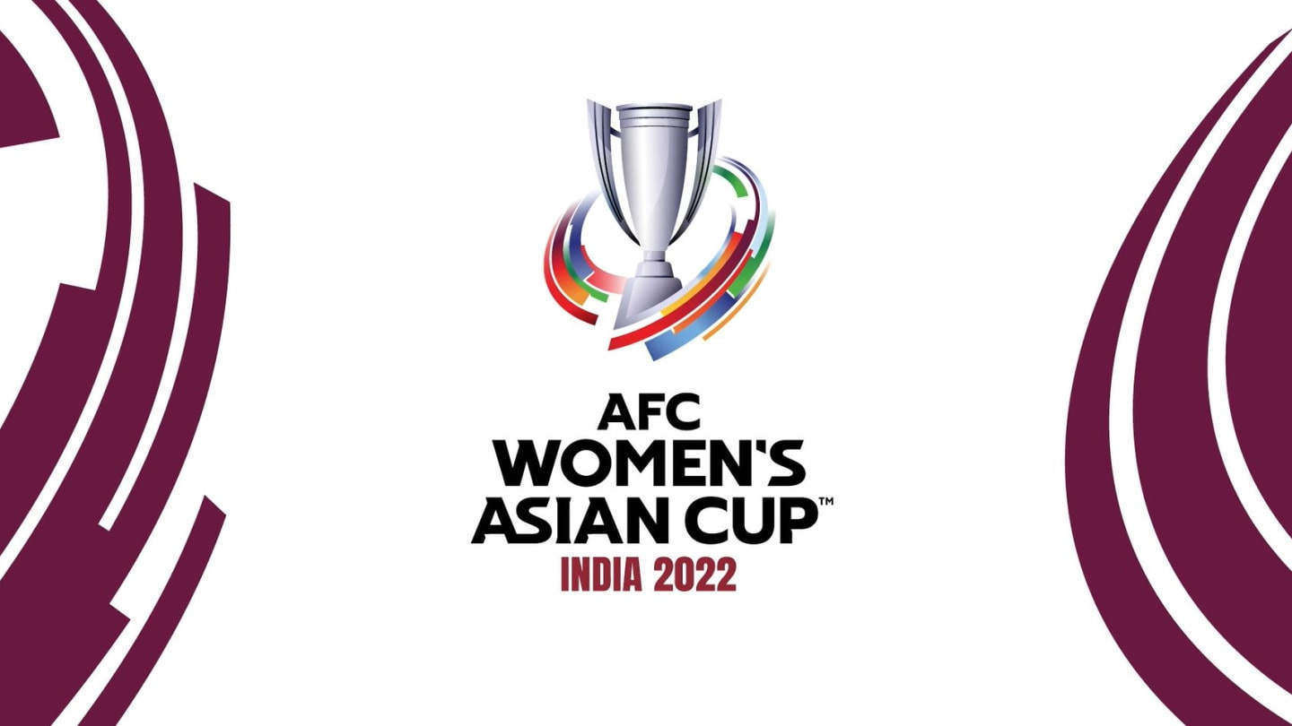 AFC debuts logo for 2022 Women's Asian Cup in India