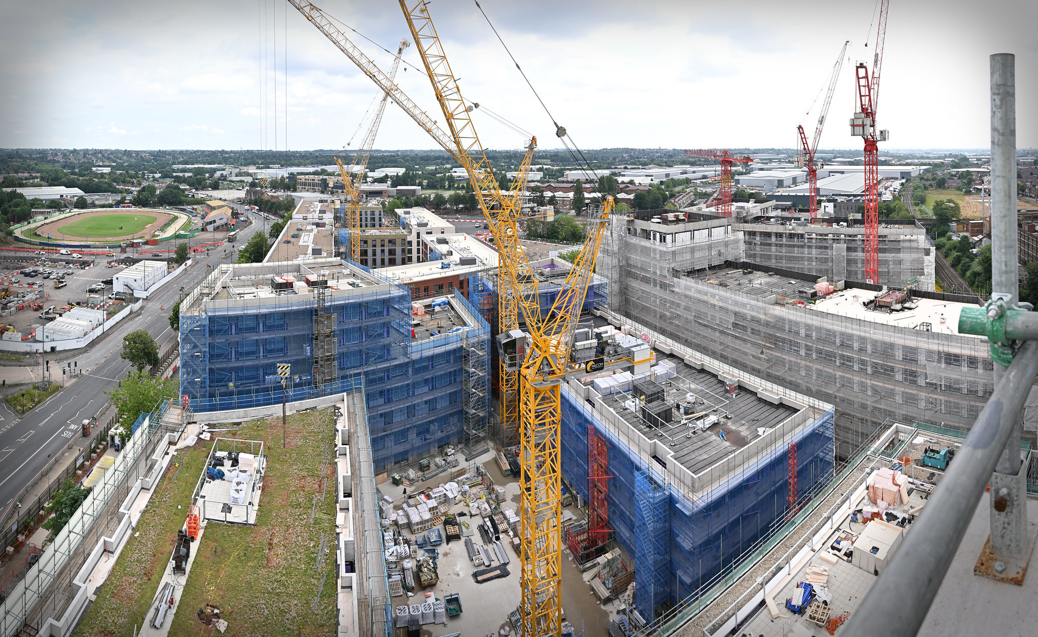 Affordable housing to be completed sooner than expected after Birmingham 2022