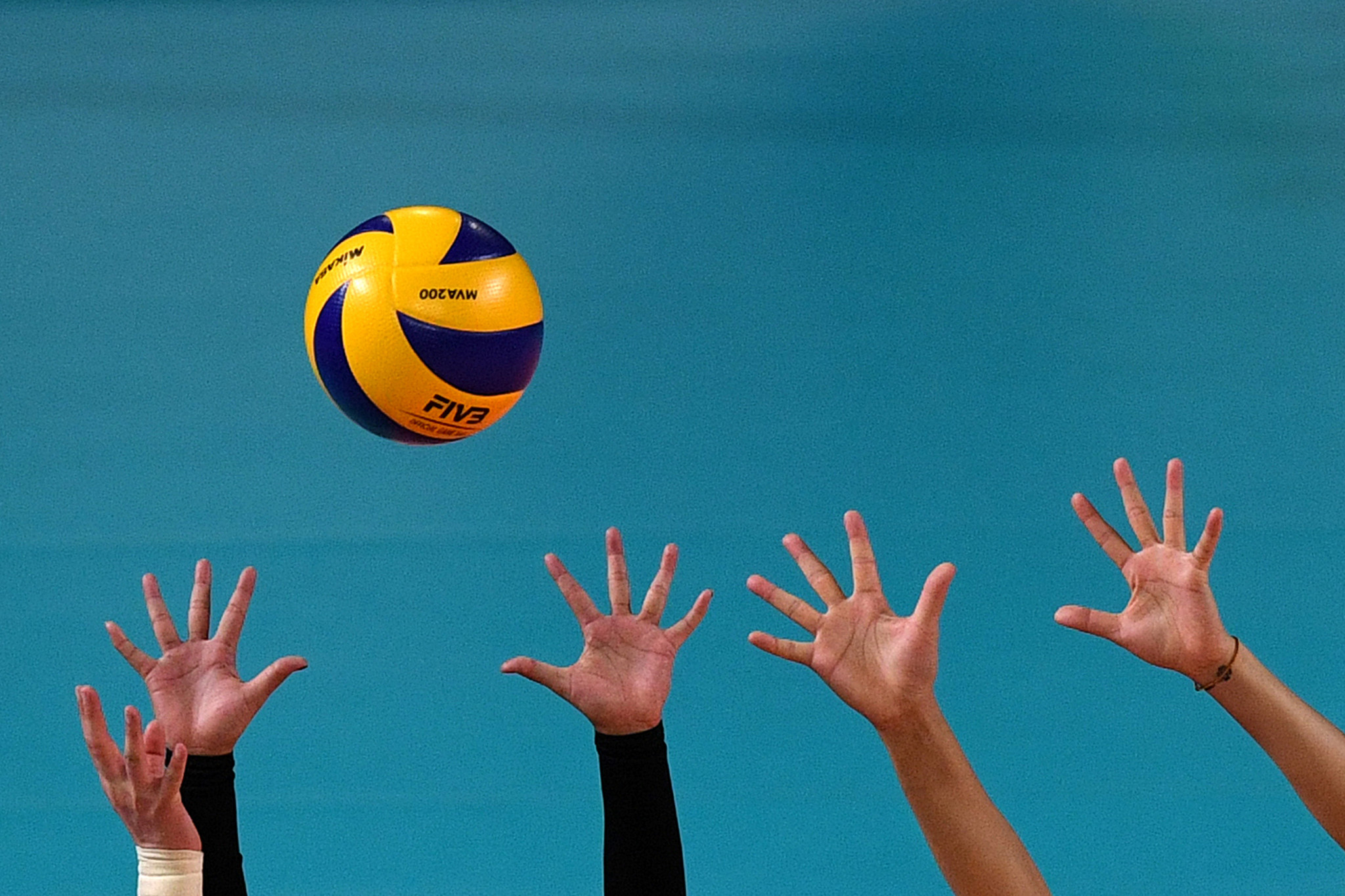 Volleyball venue for Hangzhou 2022 Asian Games declared ready