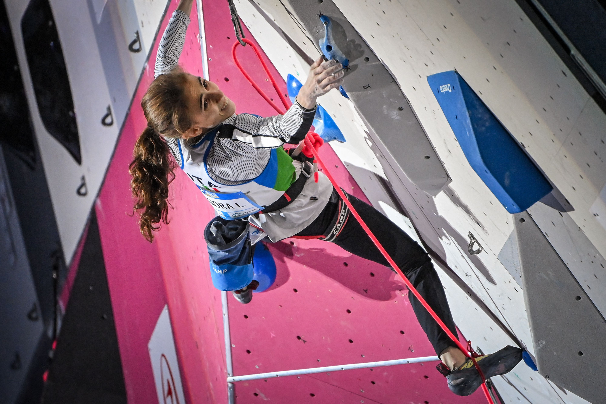 Climbers are set to compete in speed, lead and boulder competitions in the Japanese capital ©Getty Images