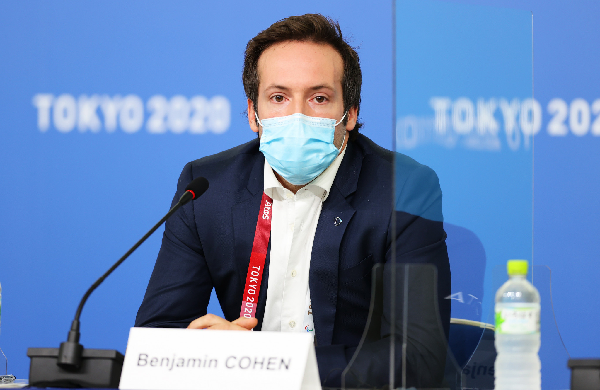 Russian Olympic Committee delegation among most tested prior to Tokyo 2020