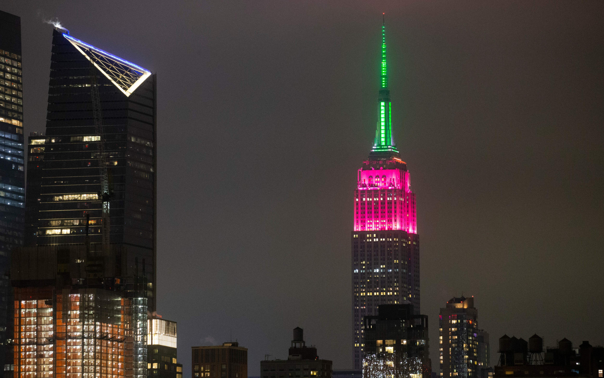 Empire State Building to illuminate in recognition of nations competing at Tokyo 2020