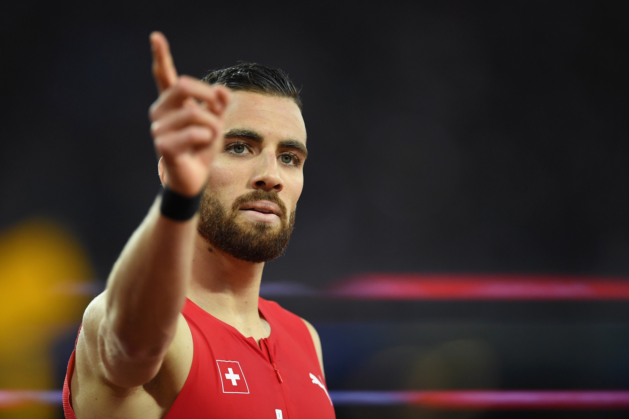 Swiss hurdler Hussein ruled out of Tokyo 2020 after receiving nine-month ban