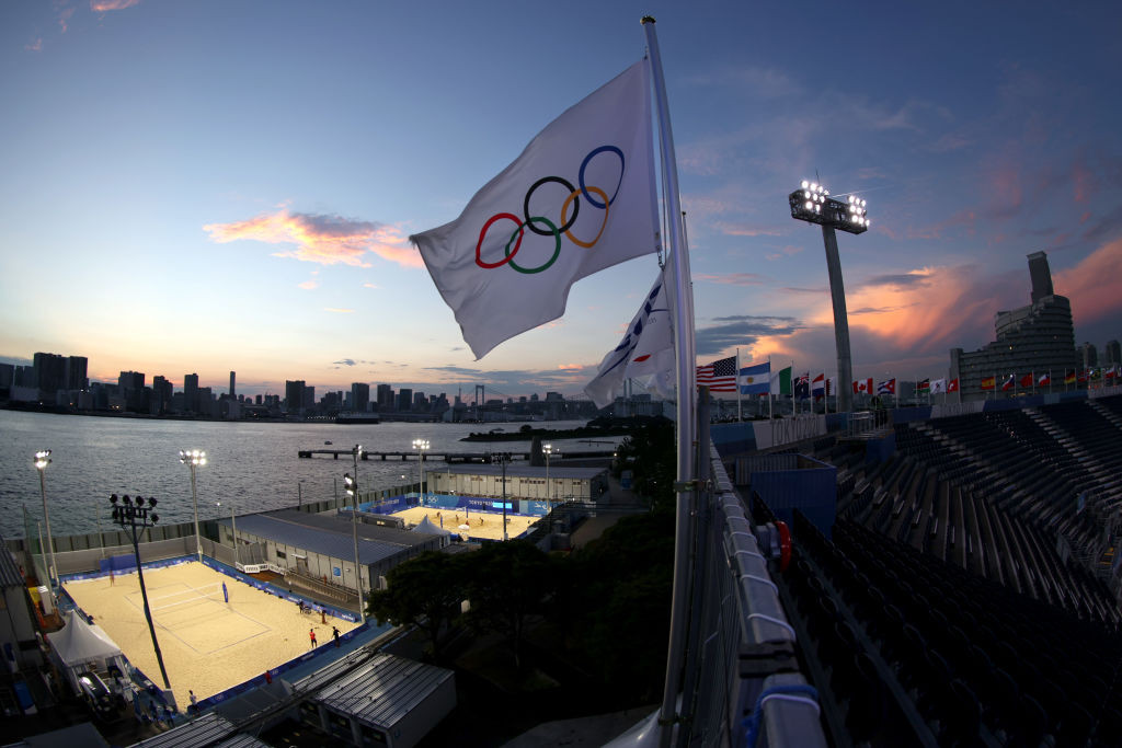 There has been confusion over how long athletes have to quarantine for if they contract the novel coronavirus ©Getty Images
